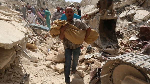 BM: Irak'ta yeni bir insani dram yaşanabilir