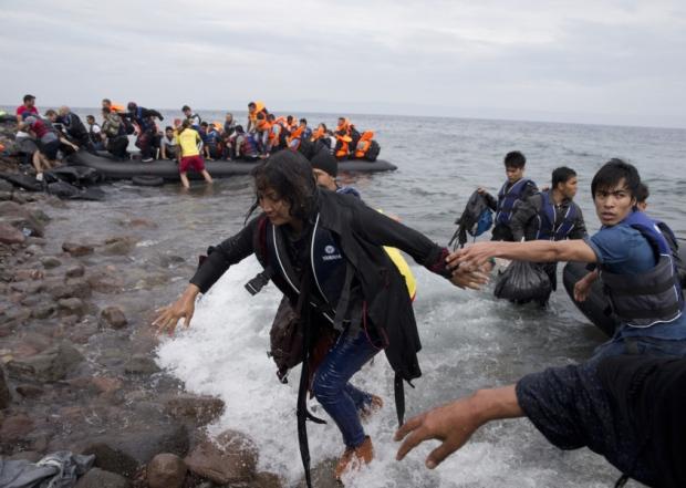 Denizlerdeki mülteci ölümüne tampon bölge çaresi