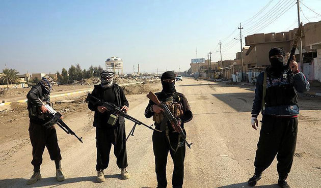 IŞİD, muhaliflerin elindeki Mare'yi kuşattı