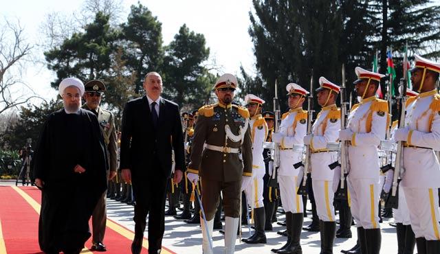 Bakü ile Tahran arasında 11 anlaşma