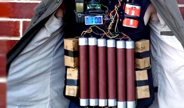 Emniyet'ten canlı bomba tipolojisi