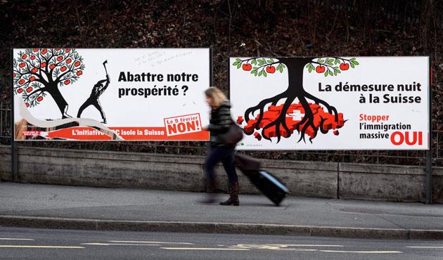 İsviçre'de yabancılara sınırdışı referandumu