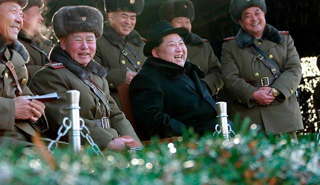 'Kim'in tehdidine rağmen tatbikat 2 Mart'ta
