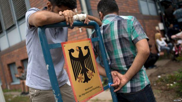 Yarım milyon Alman Rusya'ya dönmek istiyor