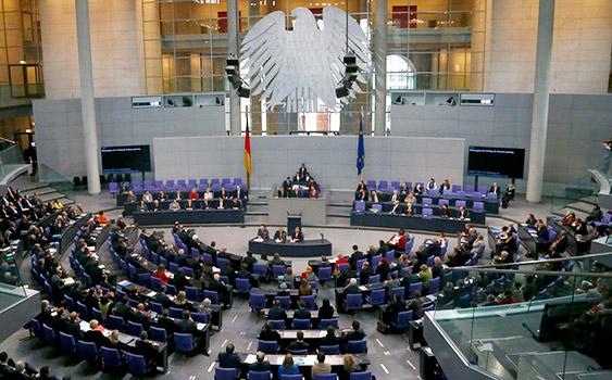Almanya'da '1915 olayları' önergesi geri çekildi