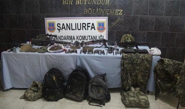 YPG'nin 2 keskin nişancısı Suruç'ta yakalandı