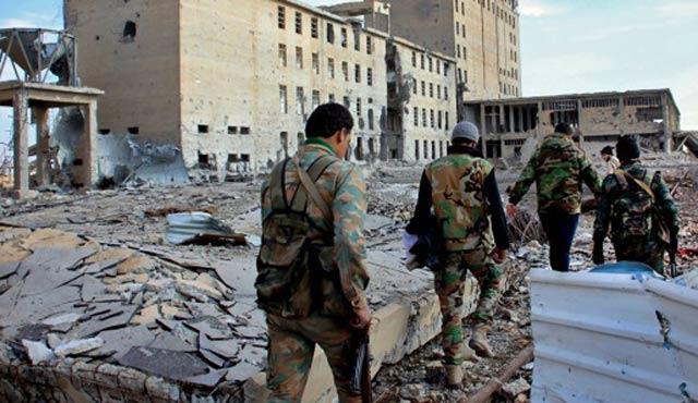 Suriye rejimi insani yardımı engelliyor
