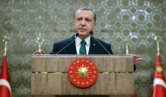 Erdoğan: Suriye'de yeni bir şehir kuralım