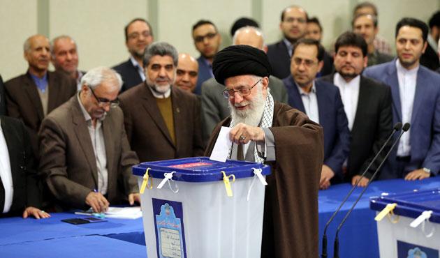 İran seçimlerinde reformistler önde gidiyor