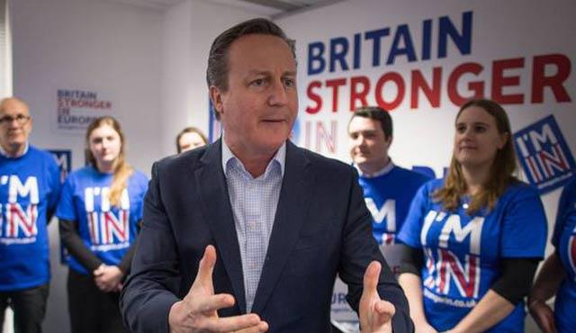 İngiltere referandumunda 'Türkiye' tartışması