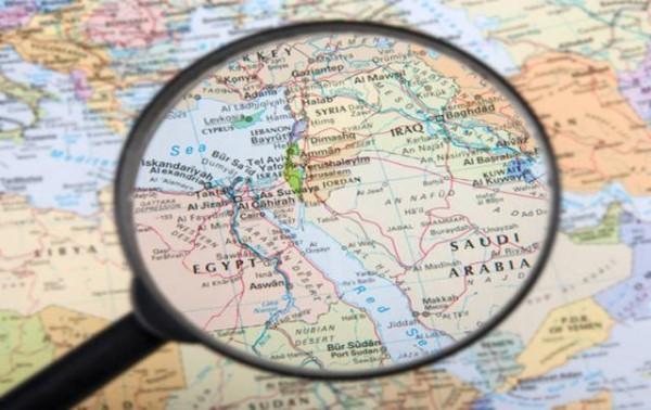 Sykes-Picot'tan Amerikan kan haritasına...