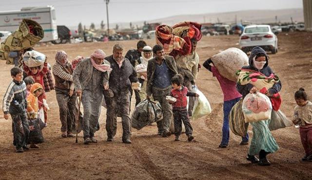BM'den Batı'ya; 'Sığınmacılara kapıları açın'
