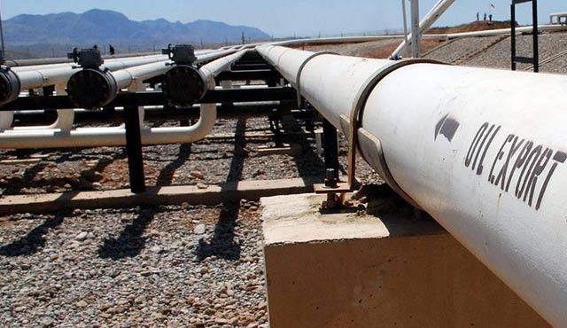PKK'dan petrol hattına sabotaj