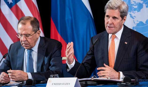 ABD ile Rusya arasında Suriye görüşmeleri sürüyor
