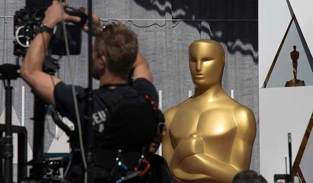Irkçılık boykotunun gölgesinde Oscar gecesi