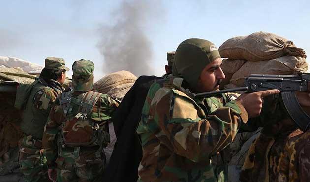 IŞİD Peşmerge'ye klor ve hardal gazı ile saldırmış