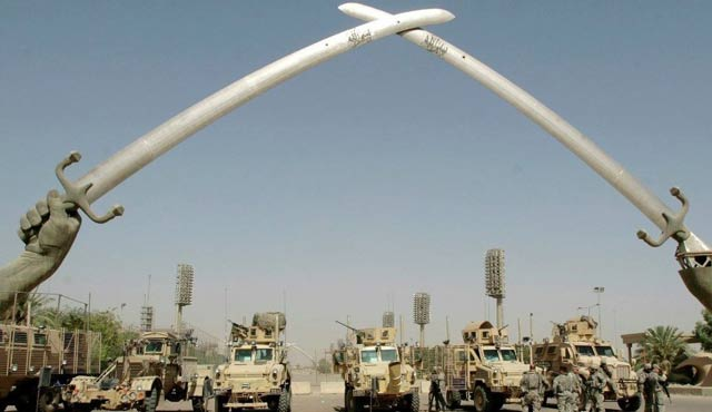 Sadr'dan 'Yeşil Bölge'nin önünde gösteri çağrısı
