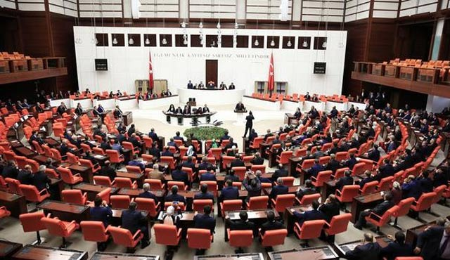 Vize muafiyeti düzenlemeleri Meclis'te
