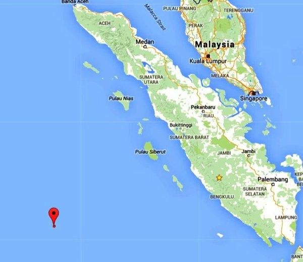 Endonezya'da 8.2 büyüklüğünde deprem