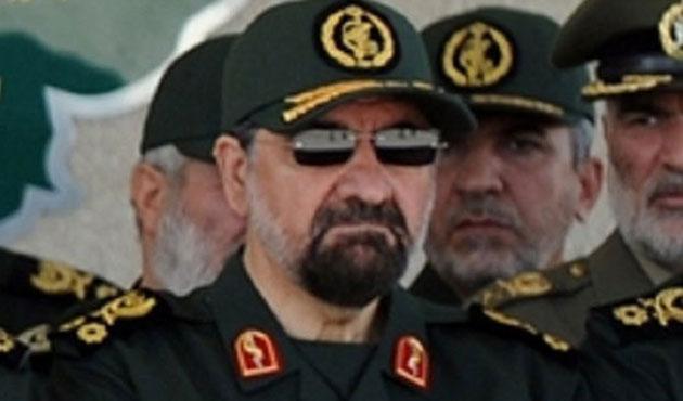 Devrim Muhafızları Komutanı seçim sonucunu CIA'ya bağladı