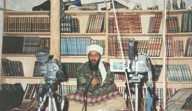 Bin Ladin'in vasiyeti  açıklandı