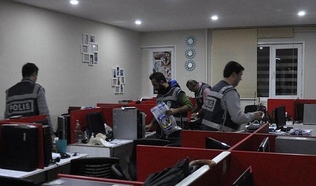 Telefon dolandırıcılarına operasyon; 25 gözaltı