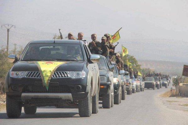 ABD, Suriye'de Kürtlere özerklik istemiyor