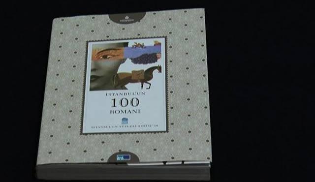'İstanbul'un 100 romanı' yayınladı