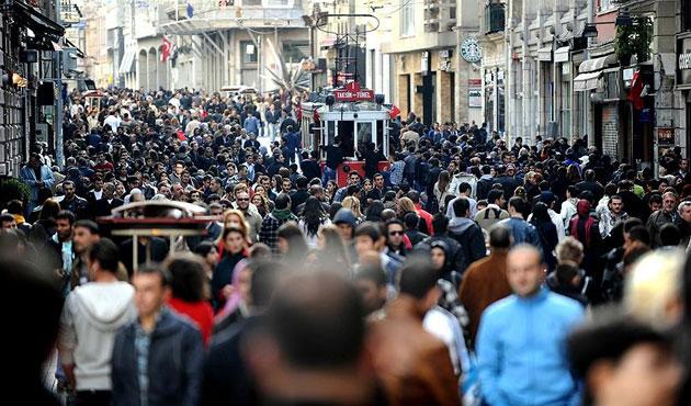 Türkiye huzur sıralamasında 145'inci sırada