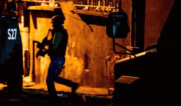 Nusaybin'de bir polis hayatını kaybetti
