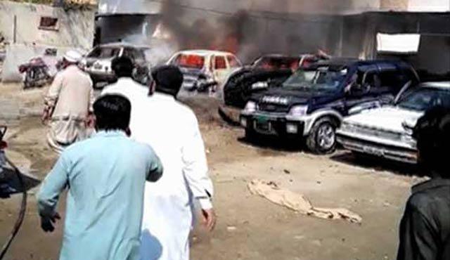 Dışişleri Bakanlığı, Pakistan'daki saldırıyı kınadı