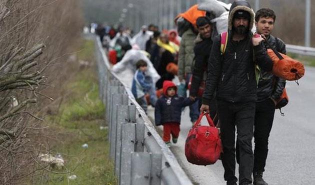 Mısır'da 184 bin sığınmacı bulunuyor