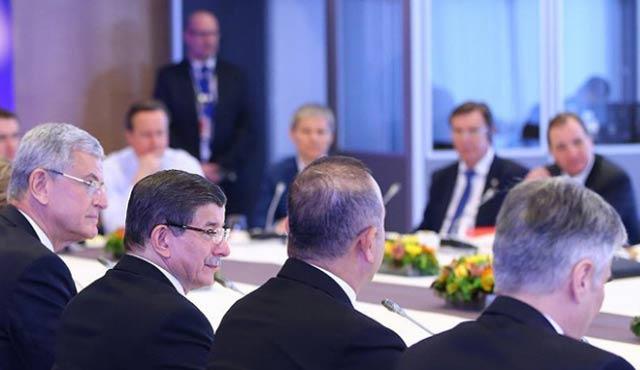 Zirve sona erdi; Türkiye AB'den üç talepte bulundu