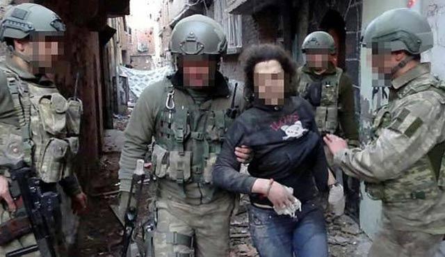 DBP Eş Başkanı Özbek tutuklandı
