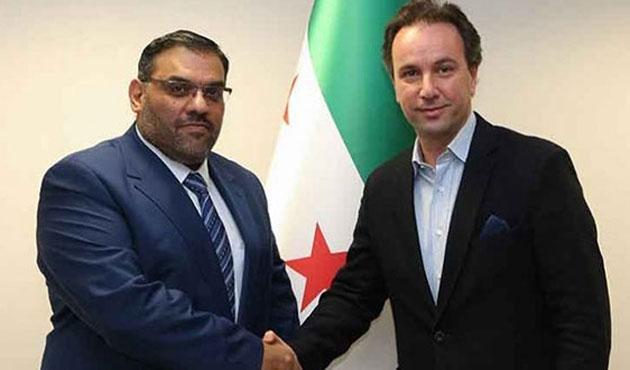 SMDK'nın yeni lideri Enes el- Abde