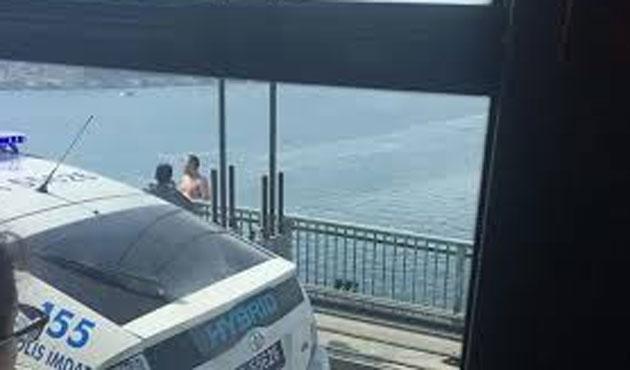 Köprüde intihara teşvik zanlılarına tutuklama talebi