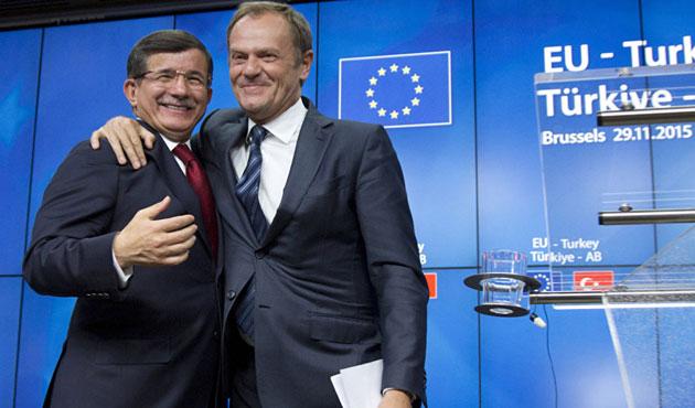 AB ile Türkiye'nin pazarlıkları Avrupa basınında