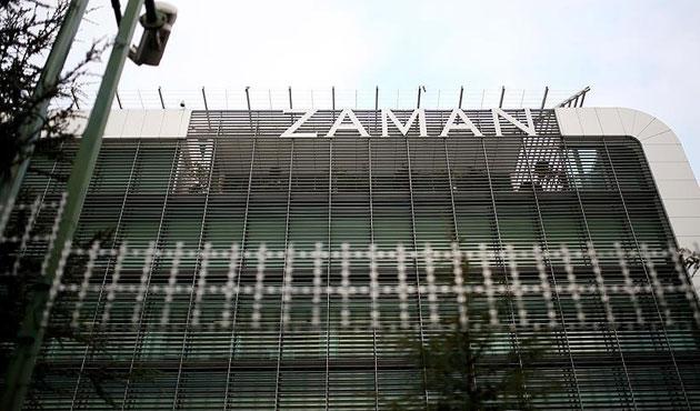 Zaman'ın binası 12 Ocak'ta satılmış