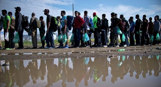 Mülteciler yeni rota arayışı içinde