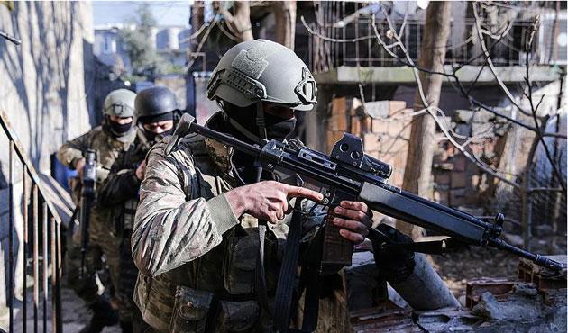 Sur'da yedi PKK mensubu etkisiz hale getirildi