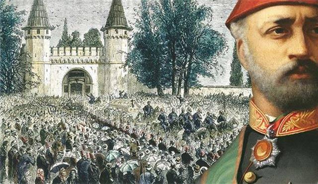 Sultan Abdülaziz'in resimleri Viyana'da sergilenecek