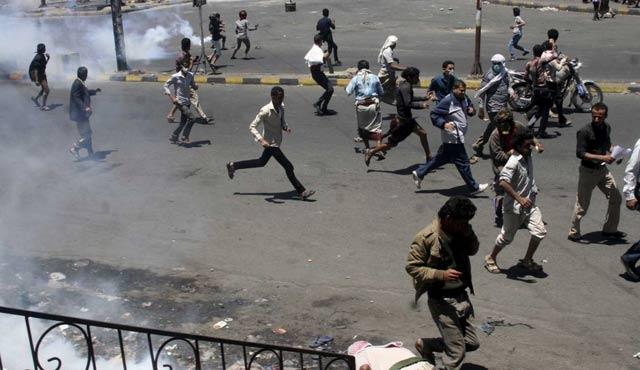 Yemen'de çatışma: 12 ölü