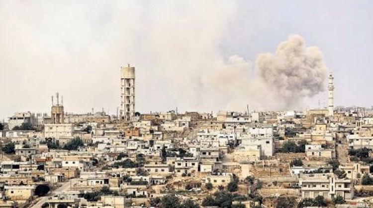 Suriye'de yeni haritayı çizdiler