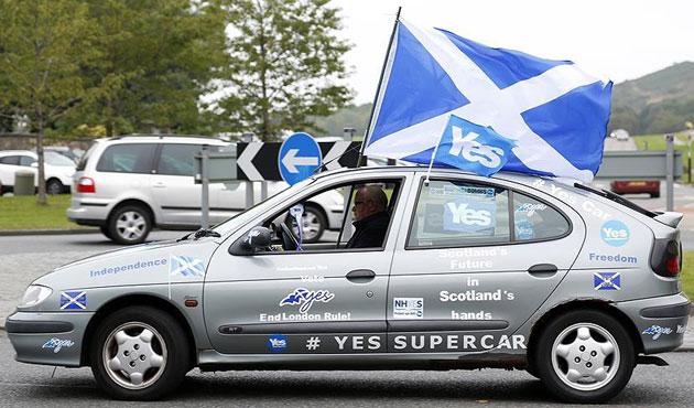 İskoçya'nın bağımsızlığı için yeni girişim