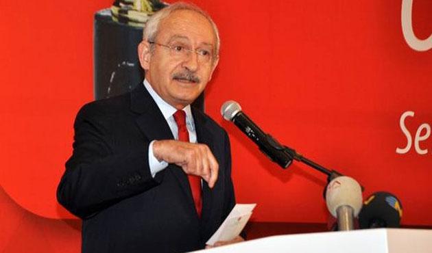 Kılıçdaroğlu: Terör konusunda bütün partiler beraber hareket etmeli