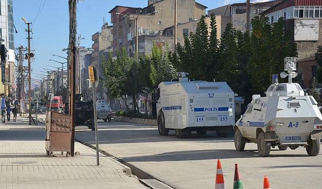 Yüksekova ve Nusaybin'de sokağa çıkma yasağı