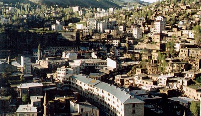Bitlis'te mitingler yasaklandı