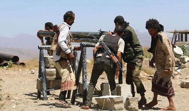 Yemen çatışma: 10 ölü