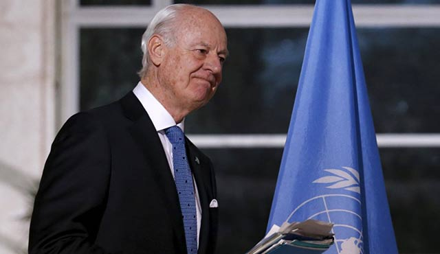 Suriyeli muhaliflerden 10 maddelik anayasa taslağı