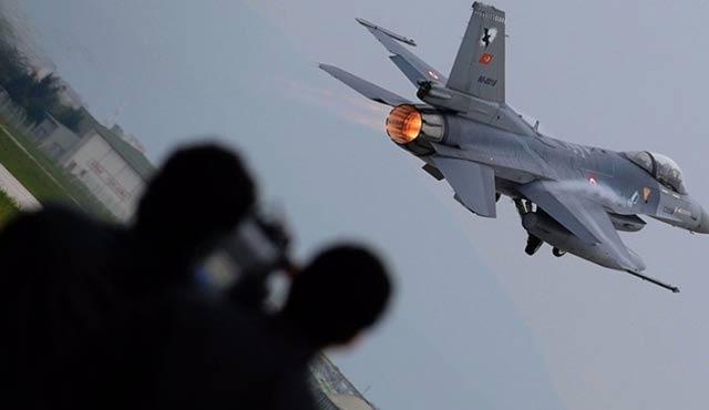 Türk jetleri, Gara ve Haftanin'de PKK hedeflerini vurdu